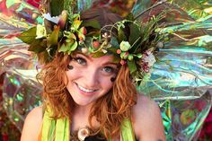 Twig the Fairy...one of my favorite people to see at the MN Ren Fest!