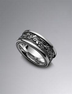 Ohh man what a beaut !!! Men Rings | David Yurman Official Store
