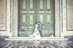 pics of wedding couple at the church - Google Search