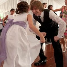 30 songs guaranteed to get guests dancing! Photo by Jaime Windon.