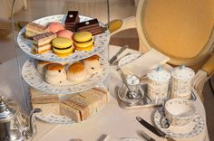 The Ritz offers a wealth of afternoon tea menus. Go traditional, or celebrate a special occasion with champagne & a 5 star service.