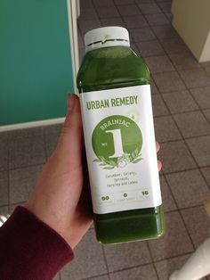 Snap Kitchen Clean Start juice cleanse review -- Carrot Ginger ...