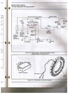 kohler engine electrical diagram craftsman 917 270930 wiring rh pinterest com 20 HP Kohler Wiring Diagram Kohler Command Pro 14 Wiring Diagram