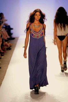 Beach Dresses Trends Summer 2013