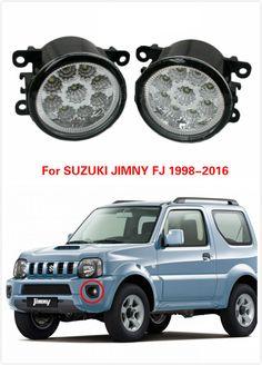 $28.98 (Buy here: https://alitems.com/g/1e8d114494ebda23ff8b16525dc3e8/?i=5&ulp=https%3A%2F%2Fwww.aliexpress.com%2Fitem%2FFor-SUZUKI-JIMNY-FJ-1998-2016-Car-styling-LED-High-lighting-the-front-bumper-fog-lamps%2F32684218517.html ) For SUZUKI JIMNY FJ 1998-2016 Car styling LED High lighting the front bumper fog lamps Car-Covers 12V 4.5w for just $28.98