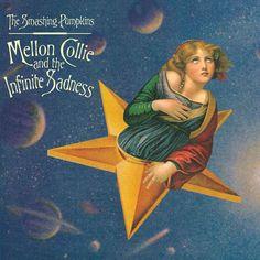 album cover - The Smashing Pumpkins, Mellon Collie and the Infinite Sadness