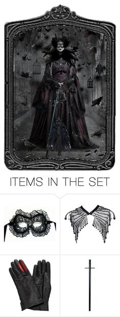 """The Raven"" by free-my-spirit ❤ liked on Polyvore featuring art"