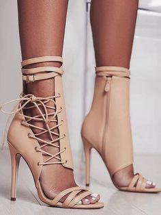 Roman Buckle Shoes Women Sandals Sexy Gladiator Sandals High Heels Woman Ankle Boots – comfortable high heels,high heels platform,pretty high heels,high heels fashion,shoe heels,womens high heels,cute high heels,fabulous high heels #highheelsforprom #highheels #highheelsoutfits #highheelscute #highheelscomfortable #highheelsstreetstyle #highheelssandals #highheelswedding #sandals #sandalssummer #sandalsoutfit Stilettos, Shoes Heels Pumps, Lace Up Heels, Ankle Strap Heels, Stiletto Heels, Sparkle Heels, Lace Shoes, Ankle Straps, Leather Shoes
