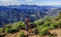 Gran Canaria Summit – this is definitely the best hiking area of this island, which goes up on the highest zones, in the heart of the island, always under the attention of El Roque Nublo, a symbol of the island. This spot provides one of the most impressive panoramic view to enjoy the impressive magnitude an beauty of the island, covered by a large pine grove, a raw material source for several years. #GranCanaria #Great Destination