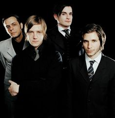 Interpol's 'Antics' has been in my head all week. I love their dark, elegant rock music and Paul Banks cryptic lyrics.