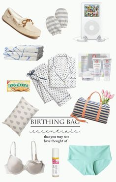What to Pack in Your Birthing Hospital Bag - Sparkling Footsteps