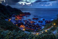 幻想的すぎる能登「ランプの宿」は、海辺ギリギリに建つ絶景宿! - Find Travel