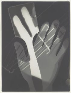 László Moholy-Nagy: Untitled, 1926. moholy--nagy had an iterest in exploring the transparency, transulencency , opacity within objects throughout his photography and paintings. This was a distinctive characteristic of his work, which was encouraged by the the Bauhaus as it displayed his individuality which set him apart from other artists