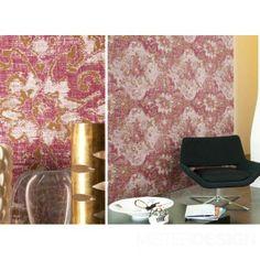 Vintage. Tapete Raum vorne. Arte-International Marrakech.
