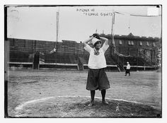 New York Female Giants (baseball) 1913 By The Library of Congress .I think this is just great!