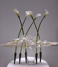 Les Fleurs pour Vous | L'oiseau Blanc Floral Atelier Den-en-chofu TOKYO JAPAN