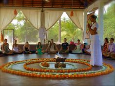 Advanced #yoga training course in #Goa