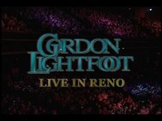 ▶ Gordon Lightfoot - Shadows ( All live 2012 ) - YouTube
