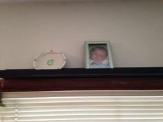 Connor's photo ledge