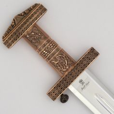 NobleWares Image of Viking Sword 520 by Marto of Toledo Spain