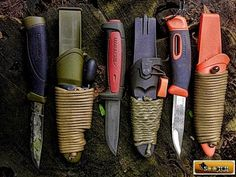 How to Project Mora Knife Mods and Survival Sheath Survival Axe, Wilderness Survival, Survival Skills, Survival Stuff, Bushcraft Gear, Bushcraft Camping, Camping Gear, Paracord, Knives