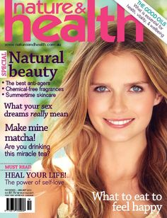 Nature & Health Magazine December-January 2016