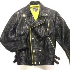 93dad83be 114 Best Exotic Skin Jackets images in 2019 | Exotic, Bomber jackets ...