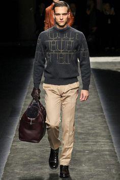 Brioni - Fall 2015 Menswear - Look 10 of 56