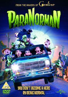 ParaNorman (DVD + Digital Copy + UV Copy) [2012]: Amazon.co.uk: Kodi Smit-McPhee, Casey Affleck, Tucker Albrizzi, Tempestt Bledsoe, Alex Borstein, John Goodman, Chris Butler, Sam Fell: Film & TV