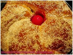 Greek Cooking, Cooking Time, Cooking Recipes, Greek Sweets, How To Make Bread, Greek Recipes, Easter Recipes, Different Recipes, Family Meals