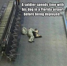 Before being deployed…OMG...this made me tear up