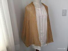 先日、ブログでご紹介した透け感たっぷりの春夏ストールが完成しました^^ たっぷり大判サイズです。全体的に鎖編みたっぷりでネット編みよりもさらに透け感があるので、大判サイズで編んでも、あまり重くありません。縁編みなしの編み