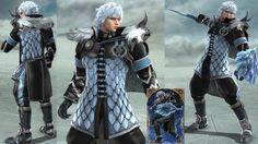 Sam's armor when fighting Malidor