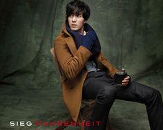 So Jisub - Sieg Fahrenheit He is hella fashionable.