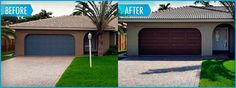 One Simple Change Transformed This Newly Constructed Home Into A Real Craftsman Style Charmer