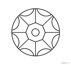 Draw a Mandala | Mandalas | Drawings, Mandala, Art drawings