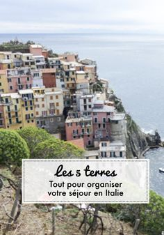 guide pratique pour organiser son week-end dans les 5 terres en Italie en famille #italie #cinqueterre #cinqterres #europe #weekend #europe Italy Places To Visit, Places To Go, Cinque Terre, Week End Europe, 5 Terre Italy, Travel Around The World, Around The Worlds, Weekend France, Back To Nature
