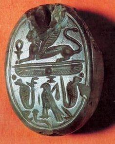 Jezebel's Royal Seal http://www.livescience.com/2025-queen-jezebel-biblical-bad-girl-power.html