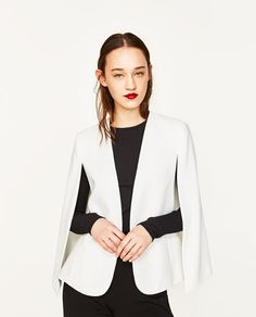 Image 2 of CAPE from Zara
