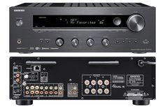 Don't Need Surround Sound? How About A Simple Two Channel Stereo Receiver: Best Overall: Onkyo TX-8160 Network Stereo Receiver