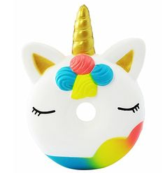 Aolige Squishies Slow Rising Jumbo Kawaii Cute Colorful Unicorn Donut Creamy Scent for Kids Party Toys Stress Reliever Toy… deals discounts Jumbo Squishies, Cute Squishies, Best Kids Toys, Toys For Boys, Kids Boys, Baby Kids, Stress Funny, Slime And Squishy, Adrien Y Marinette