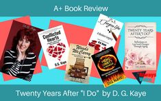 Five stars! https://buff.ly/2CbimJ?utm_content=buffer2cd41&utm_medium=social&utm_source=pinterest.com&utm_campaign=buffer Setting new year goals for your marriage? See how one author faces the issues of aging in her new book. Book guide coming soon.  #RRRC D.G.Kaye Sally G Cronin #amreading Robbie Cheadle