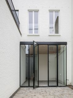 HOUSE DN - architectenbureau serck