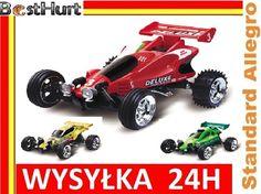 Samochód Wyścigowy Buggy R/C 4 Kolory 4 Częstotli