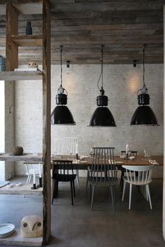 Höst Copenhagen | Dinner with Menu