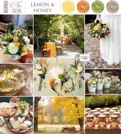 Lemon & Honey- wow - makes you want to get married all over again!