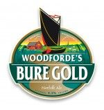 A pint of Woodforde's Bure Gold last Friday - what a good investment of time and money!