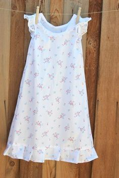 Pretty Little Nightgowns are Back