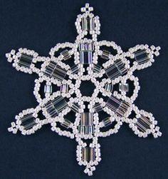 Snowflake #74 Ornament