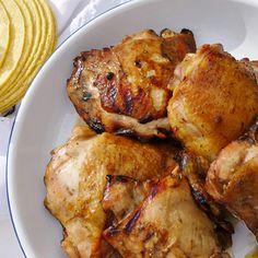 Summer Grilling Recipe: Tangerine Adobo Chicken